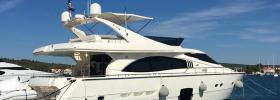 Ferreti Yachts 731