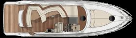 Sessa marine C44 main deck doble cocpit
