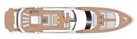 PRINCESS 35M SUNDECK