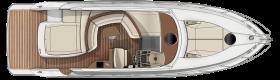 Sessa marine C44 main deck