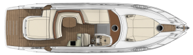 Sessa Marine C48 - maindeck deck