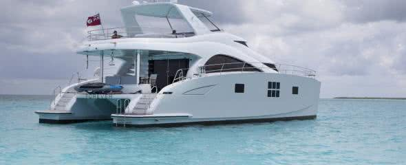 Sunreef yachts - Forever