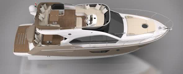 Sessa marine FLY42