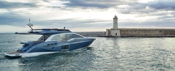 Sessa Marine - FLY 68 GULLWING