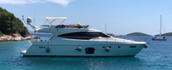 Ferreti Yachts 592